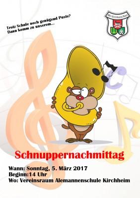 Schnuppertag 2017