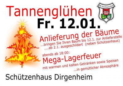 MV-Kirchheim-Tannenglühen